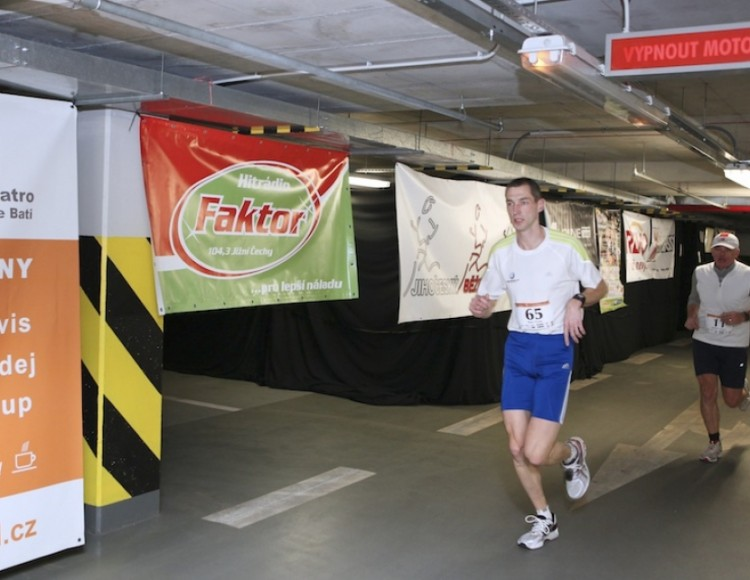 Mercury Indoor Marathon